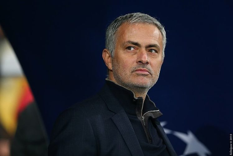 Mourinho looking more comfortable of late