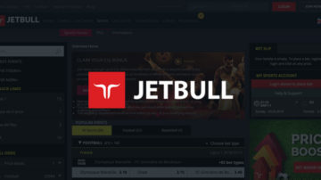 Jetbull free bet: 50% deposit bonus up to £75